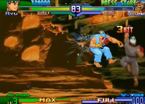 Street Fighter Alpha 3 [NTSC-U] ISO < PSX ISOs | Emuparadise